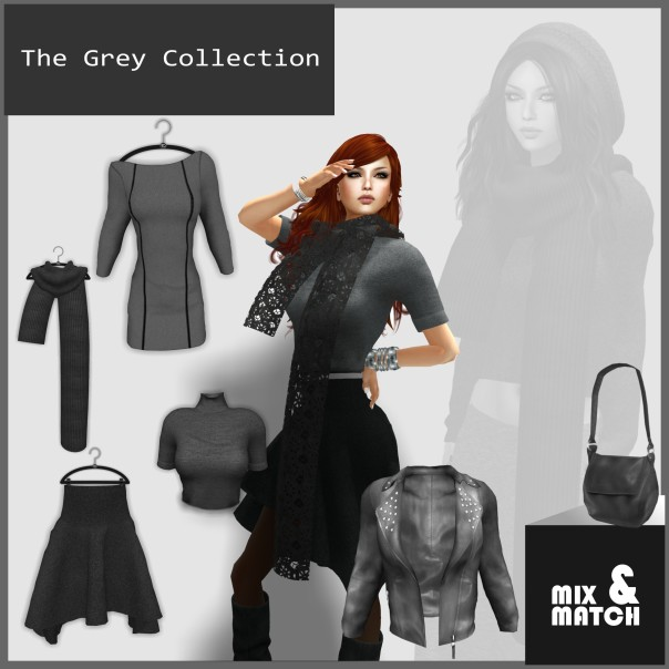 grey collection poster